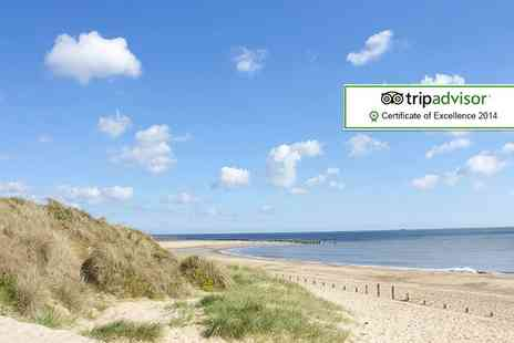 Henrys on the Prom - Two night Norfolk break for Two including breakfast - Save 61%