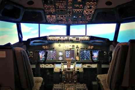 iPilot - Boeing Flight Simulator Experience  - Save 50%