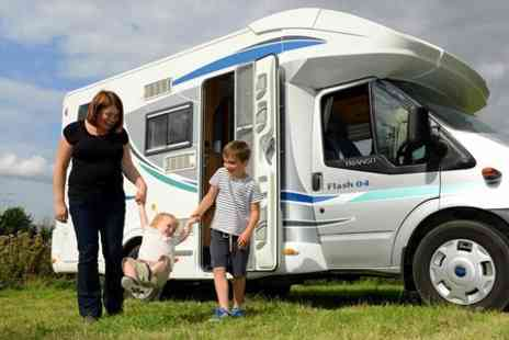 Unbeatable Hire - Seven Day Motorhome Hire  - Save 0%