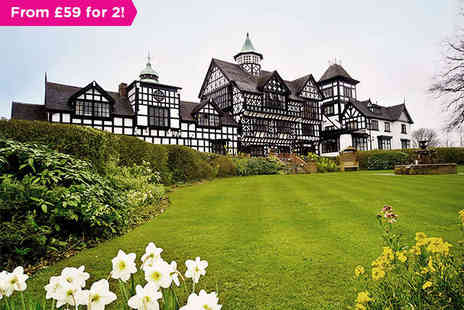 The Wild Boar Hotel - One Night Stay for Two People with Full English Breakfast - Save 39%