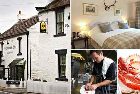 Wensleydale Heifer - Indulge in a One night break  with a gourmet dinner - Save 44%