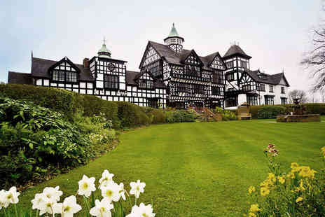 The Wild Boar Hotel - One Night Stay for Two with Full English Breakfast  - Save 39%