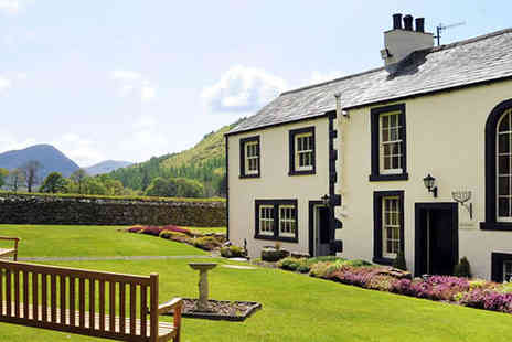 New House Farm - One Night  Lake District Getaway for Two with Breakfast Daily, Cream Tea, and Use of the Garden Hot Tub - Save 49%