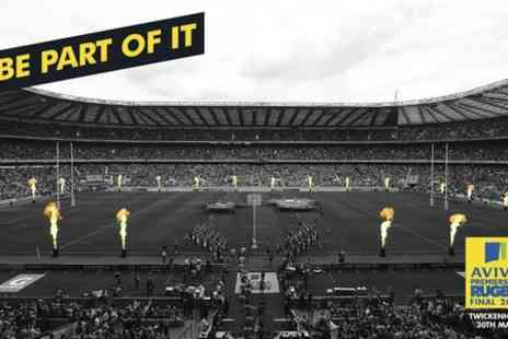 Premiership Rugby - Ticket for an Adult The Aviva Premiership Rugby Final 2015 - Save 0%