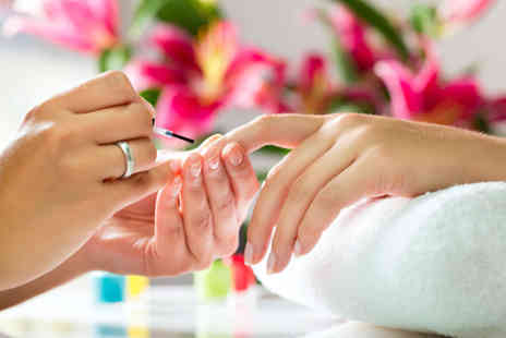 East London Beauty Academy - One day Shellac and Gelish manicure course including a mini nail kit  - Save 78%