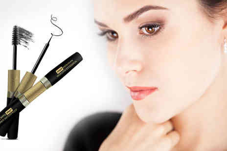 Finishing touch -  2 in 1 Mascara and Eyeliner  - Save 74%