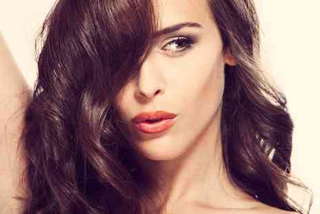 Glamour House - Wash, cut and blow dry with a full of head of colour or a half head of highlights   - Save 76%