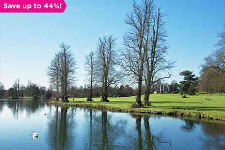 Donnington Grove Country Club - A Gothic Country House Amid Verdant Parkland - Save 44%