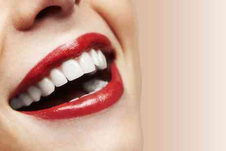The Laser House - One hour laser teeth whitening treatment including a consultation  - Save 80%