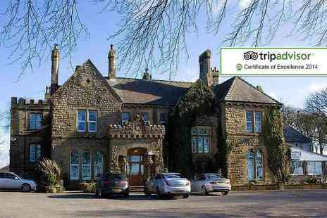 Hunday Manor Country House Hotel - Two night Lake District break for two  including breakfast & late checkout - Save 59%