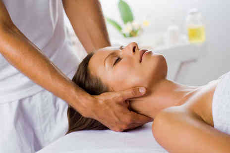 Your Relaxing Times - Indian Head Massage Full Body Swedish Massage - Save 50%