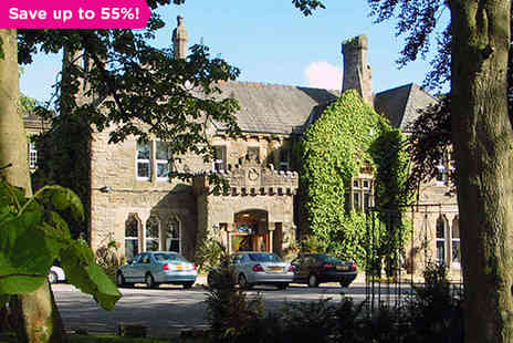 Hunday Manor Country House Hotel - A Hotel Flanked by the Solway Firth and the Lake District - Save 55%