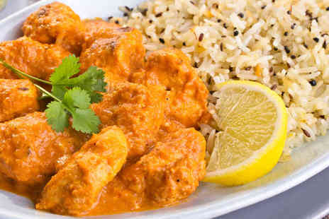 Regal Spice - £45 to Spend on Indian Food for Two  - Save 58%