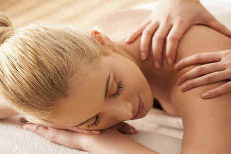 Guys & Dolls - Luxurious back massage and facial  - Save 50%