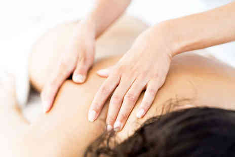 Rachel Morgan Therapies - RMT Treatment Package with Scalp, Neck, and Shoulder Massage, Facial Massage, and Hot Stone Reflexology Treatment - Save 0%