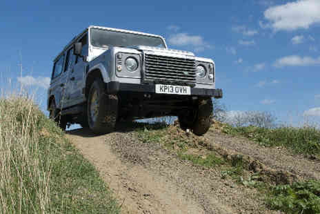 Experience The Country -  4x4 off road driving experience - Save 50%