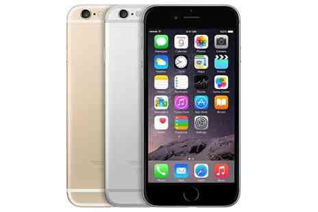 mobiles Smart Cherry - iPhone 6 16GB, 64GB or 128GB - Save 27%