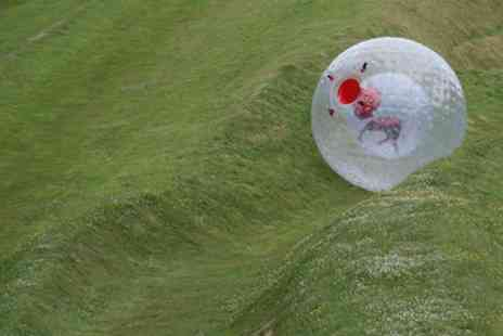 Leisure Matters - Sphering/zorbing  - Save 65%