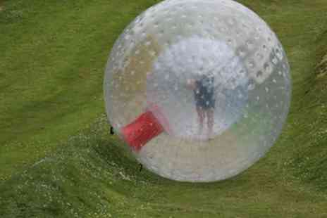 Leisure Matters - Sphering/zorbing  - Save 58%