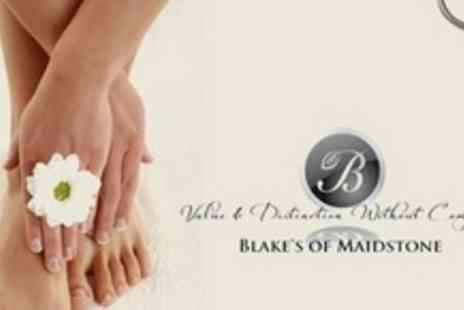 Blakes Of Maidstone - OPI Manicure With Pedicure - Save 60%
