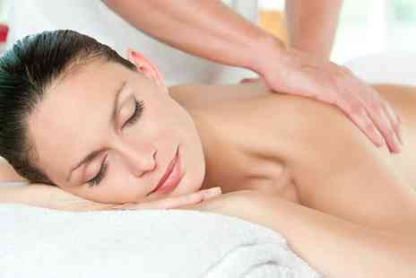 Garden Spa - 90 min pamper package including body wrap, facial, lipo cavitation & body brush  - Save 84%