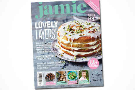 Jamie Magazine - Jamie Magazine Subscription, Delivery Included - Save 45%
