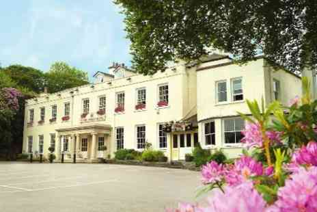 Newby Bridge Hotel - Two Night stay For Two With Spa Access Plus Dinner - Save 0%