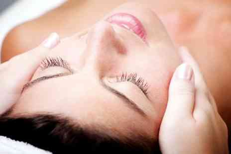 The Spa Boutique - Microdermabrasion Facial and Manicure With Refreshments For One  - Save 59%