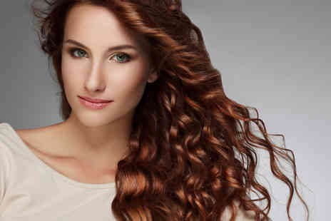 Beauty Box - A Choice of Ladies Hair Treatments Including Wash and Cut, Brazilian Blow Dry or a Full Head of Colour - Save 62%