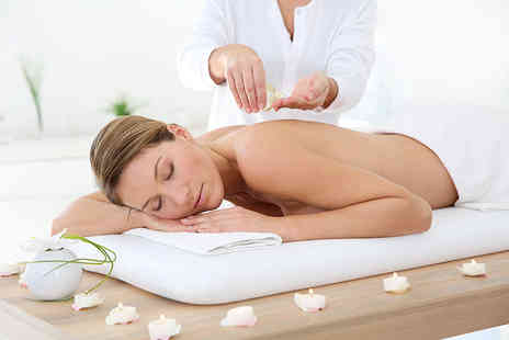 Brow Bar -  45 minute full body massage - Save 53%