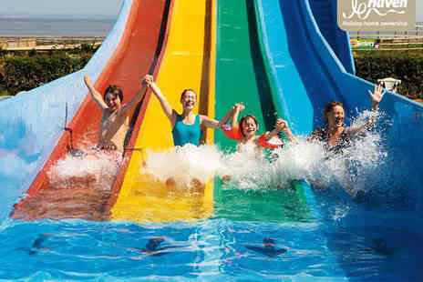 Doniford Bay Holiday Park - Family Activity Passes for Two Adults and Two Children to Leisure Park - Save 83%