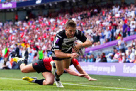 Rugby Football League - Tickets to Rugby Super Leagues Magic Weekend  - Save 20%