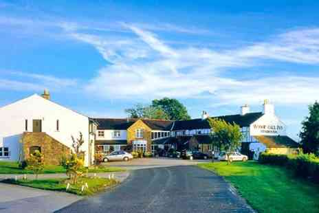 The Whoop Hall - One night  Stay For 2 With Breakfast  - Save 62%