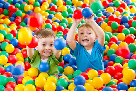 Squashies Softplay - Three hour soft play hire including a baby or toddler package  - Save 51%