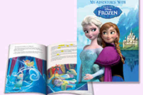 Identity Direct - Childrens Personalised Illustrated Story Book - Save 47%