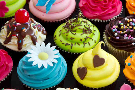Great British Tours - Cupcake and Macaron Tour of London with Seven Tastings - Save 50%
