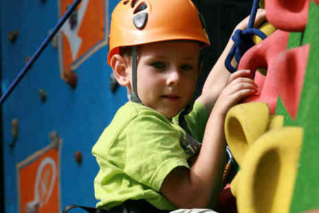 Evolution Extreme - Adventure Party for up to Ten Children, Including Sky Trail, Climbing and Bouldering, Skate Park, and Catering - Save 51%