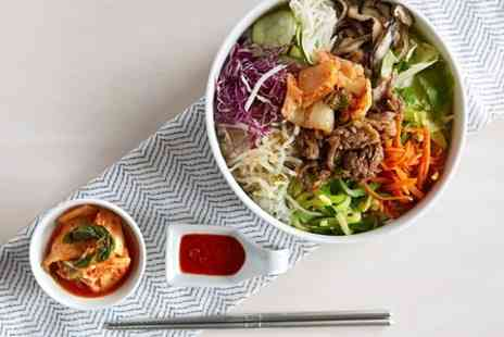 On Cookery Club - Korean Street Food Cookery Class For One  - Save 59%