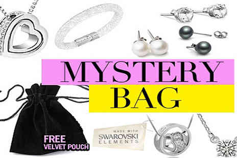 Finishing Touch  -The Mystery Jewellery Bundle  - Save 83%