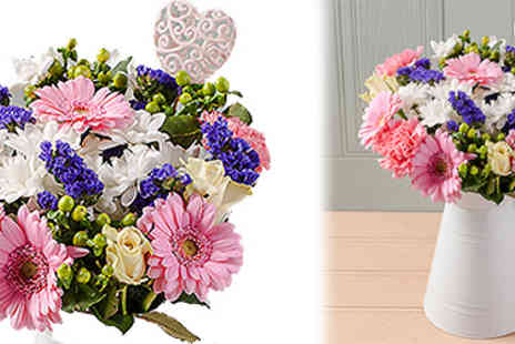 Blossoming Gifts - Mothers Day Flowers - Save 50%