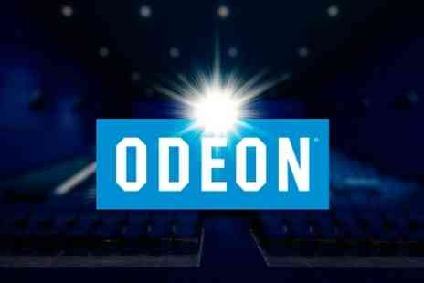 ODEON Cinemas - Two Tickets To ODEON Cinema - Save 11%