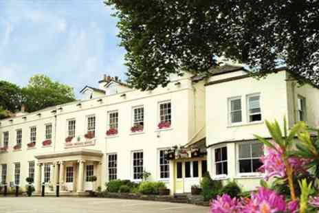 Newby Bridge Hotel - Lake District Two Night Stay with Meals & Cream Tea - Save 53%