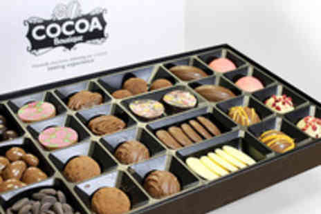 Cocoa Boutique - Award Winning, Artisanal Chocolate Truffles and Creations Perfect for Mothers Day - Save 60%