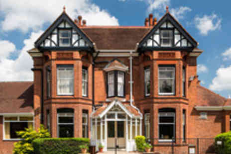 Mercure Hotels - Leisurely Wyre Forest Dining Getaway for Two - Save 38%