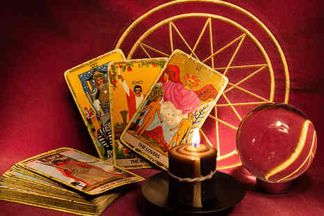 Jan Psychic Medium - 20 minute telephone tarot card reading - Save 83%