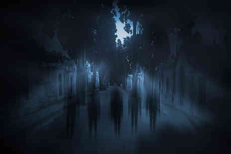 Lantern Ghost Tours - Three hour paranormal activity tour  - Save 57%