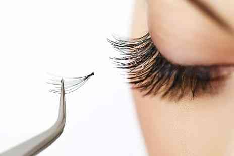 Clerkenwells Hair & Beauty - Full Set of Eyelash Extensions  - Save 43%