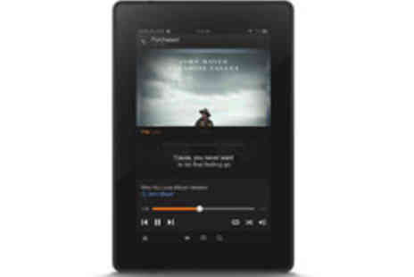 Amazon Media EU SARL - Free Voucher to Purchase a Certified Refurbished Kindle Fire HD 7 inch 8GB - Save 100%