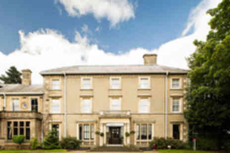 Mercure Hotels - Elegant Rural Retreat in Derbyshire for Two with Dinner - Save 34%