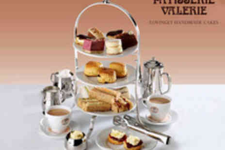 Patisserie Valerie - Amazon Exclusive Afternoon Tea  - Save 3%